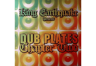 King Earthquake - Dubplates Chapter Two - (Vinyl)