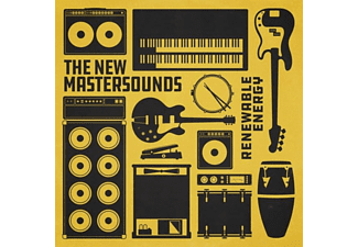 The New Mastersounds - Renewable Energy - (CD)