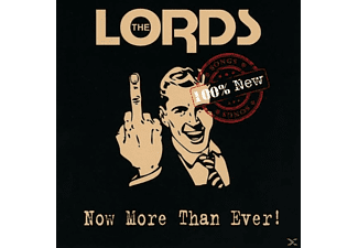 The Lords - Now More Than Ever! - (CD)