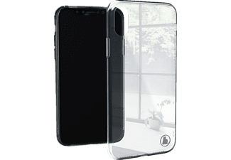 HAMA Prime Line Glass Handyhülle, Transparent, passend für Apple iPhone X