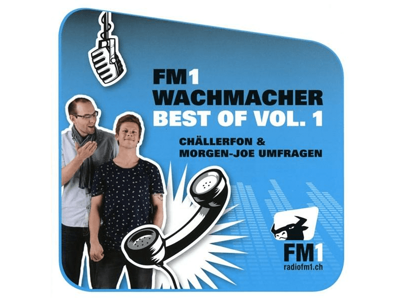 Fm1 Wachmacher - FM1 Wachmacher-Best of Vol.1 [CD]
