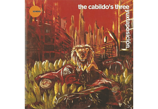 The Cabildo's Three - Yuxtaposicion - (CD)