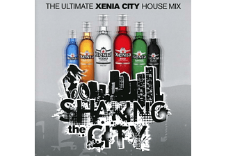 VARIOUS - The ultimate Xenia City House Mix - (CD)