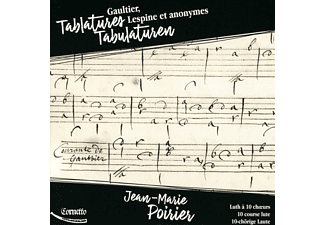 Jean-marie Poirier - Tablatures - (CD)