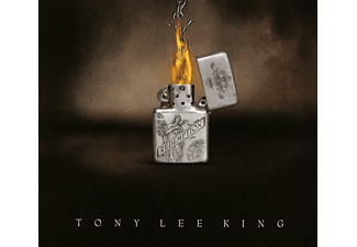 Tony Lee King - Redemption - (CD)