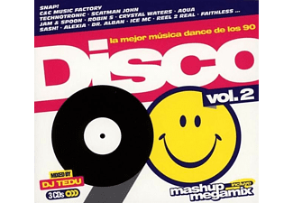 Disco 90, Vol. 2 - Varios Artistas - CD