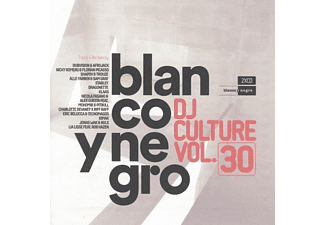 Varios - Blanco y Negro DJ Culture Vol.30 - CD