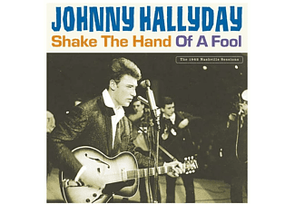 Johnny Hallyday - Shake The Hand Of A Fool - (Vinyl)