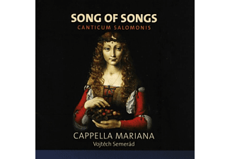 Vojtech/capella Mariana Semerad - Song Of Songs-Canticum Salomonis - (CD)
