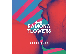 The Ramona Flowers - Strangers - (CD)