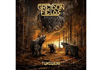 Greydon Fields - Tunguska - (CD)