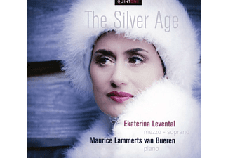 E.  MEZZO SOPTANO/VAN BUE Levental - The Silver Age - (CD)
