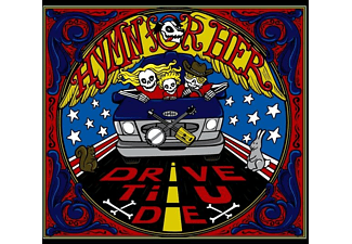 Hymn For Her - Drive Til U Die - (CD)