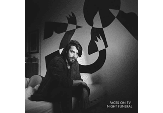 Faces On TV - Night Funeral CD