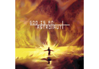 God Is An Astronaut - God Is An Astronaut (Lim.Clear Vinyl) - (Vinyl)
