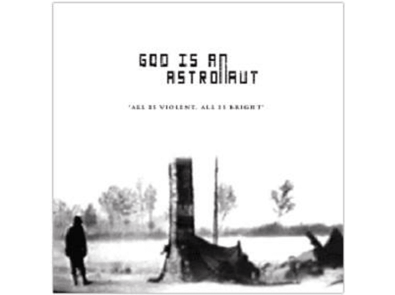 God Is An Astronaut - All Is Violent,All Is Bright (Lim.Clear Vinyl) [Vinyl]