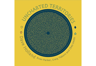 Dave Holland - Uncharted Territories - (Vinyl)