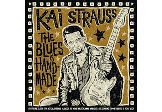 Kai Strauss - The Blues Is Handmade (lim.Vinyl) - (Vinyl)