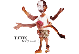 Thiefs - Graft (La Greffe) - (CD)