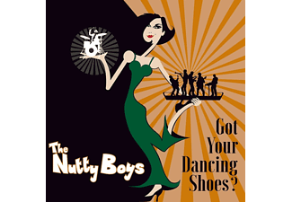 The Nutty Boys - Got Your Dancing Shoes - (CD)