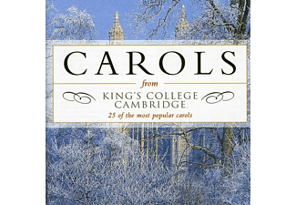 Cambridge King's Collage Choir - Carols From King's College, Cambridge (CD)