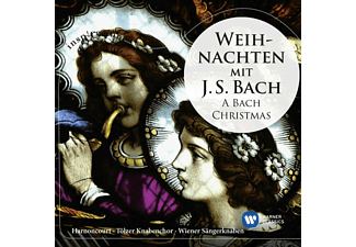 Leonhardt Harnoncourt - Christmas With Bach (CD)