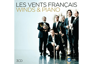 Les Vents Frncais Pahud - Winds & Piano (CD)
