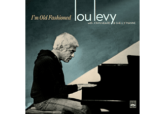 Lou Levy, John Heard, Shelly Manne - I'm Old Fashioned - (CD)