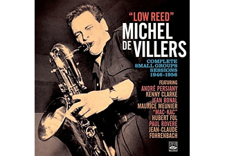 Michel De Villers - Low Reed - (CD)