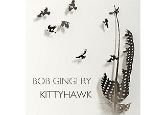 Bob Gingery - Kittyhawk - (CD)