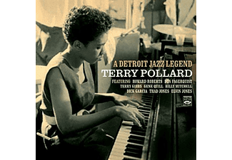 Terry Pollard - A Detroit Jazz Legend - (CD)