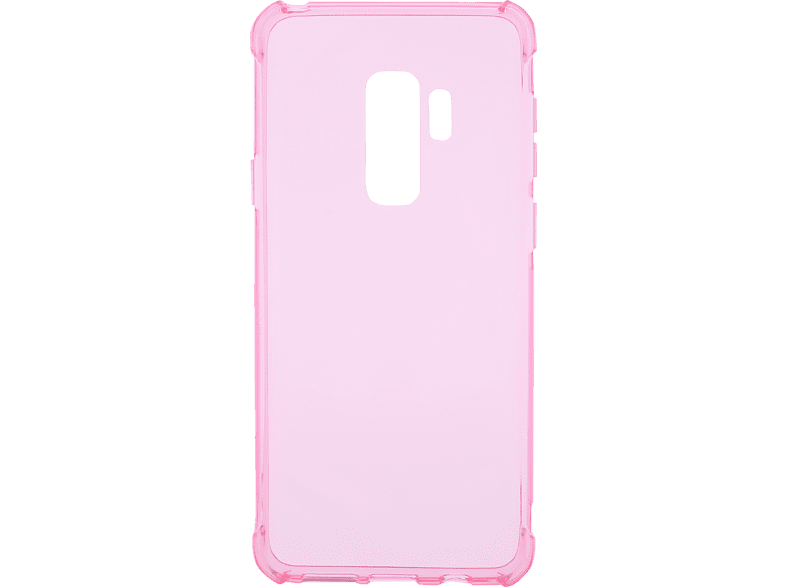 V-DESIGN  ASV 119 Antishock Backcover Samsung Galaxy S9+ Thermoplastisches Polyurethan Pink | 04056212028802
