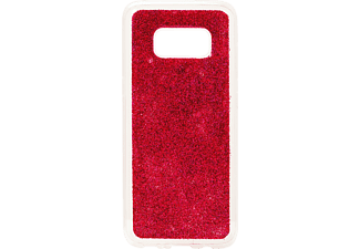 IPROTECT 182-T-S-T-8-3 Handyhülle, Rot, passend für Samsung Galaxy S8