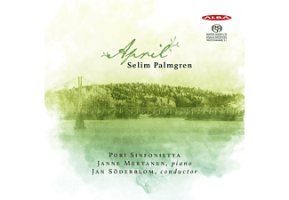 S. Palmgren - April - (SACD Hybrid)