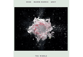 Zedd, Maren Morris, Grey - The Middle (2-Track) - (5 Zoll Single CD (2-Track))