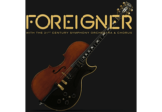 Foreigner - With The 21St Century Symphony Orchestra & Chorus (CD + DVD)