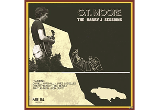 G.T. Moore - The Harry J Sessions - (CD)