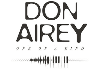 Don Airey - One Of A Kind - (Vinyl)