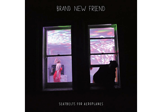 Brand New Friend - Seatbelts For Aeroplanes - (Vinyl)