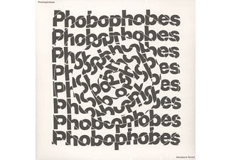 Phobophobes - Miniature World (Gatefold LP) - (Vinyl)