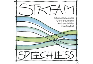 Stream - Speechless - (CD)