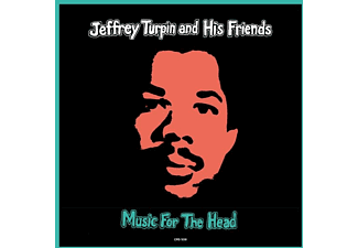 Jeffrey Turpin - Music For The Heads (7inch) - (Vinyl)