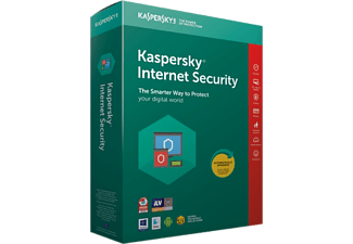 Kaspersky Internet Security 2018 (3 eszköz) (Multiplatform)