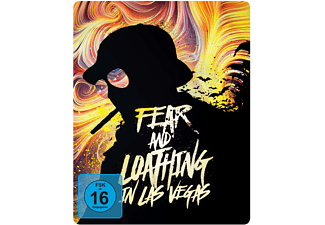 Fear and Loathing in Las Vegas (Limited Edition Steelbook) - (Blu-ray)
