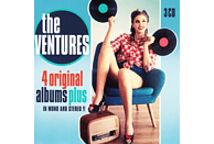 The Ventures - 4 Original Albums Plus [CD]