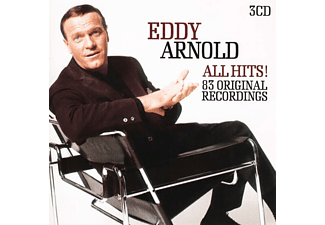 Eddy Arnold - All Hits! Original Recordings - (CD)