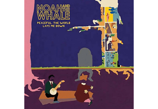 Noah And The Whale - Peaceful,The World Lays Me Down (Vinyl) - (Vinyl)