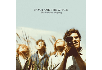 Noah And The Whale - The First Days Of Spring (Vinyl) - (Vinyl)