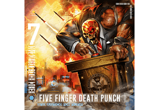 Five Finger Death Punch - And Justice For None - (MC (analog))