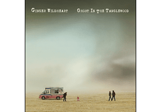 Ginger Wildheart - Ghost In The Tanglewood - (Vinyl)